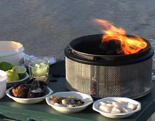 grill COBB BBQ