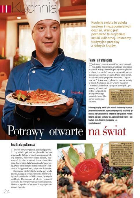 Gazeta Prawna - kuchnia z Foodlovers.pl